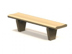 CB Series Concrete Bench