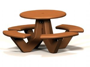 Round R-OTS Table