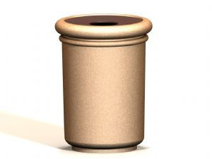 TCRSW Trash Receptacle