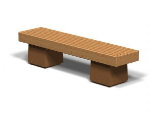 Classic Series Bench