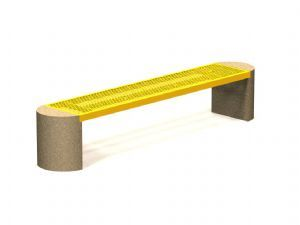 HC Series Concrete Bench