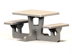Square OTR Table