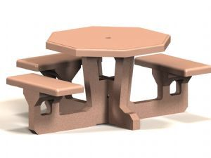 Handicap Octagon Table