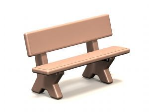 PB-X Concrete Bench