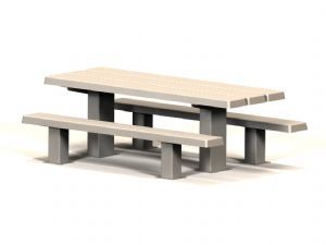 Rectangle RT-MT Table