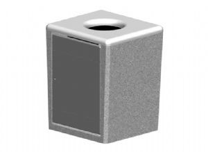 TC-SC Square Receptacle