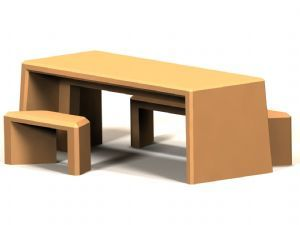 Handicap UT-84 Table